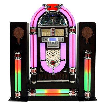 Jukebox Classic Alto Falante com Base 28154