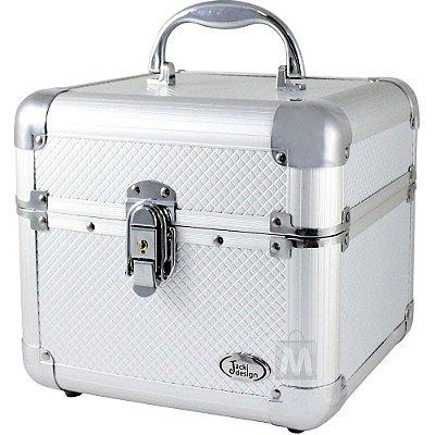 Maleta Jacki Design BHJ14131 Pró-Maquiagem Alumínio