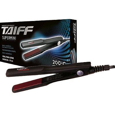Chapinha Taiff Super Mini 17cm Bivolt 200ºC