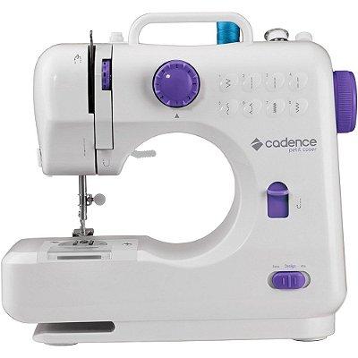 Máquina de Costura Portátil Cadence Petit Coser CST300 Bivolt