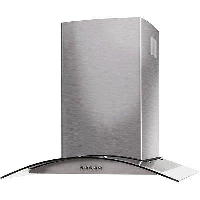 Coifa Cadence Gourmet CFA360 60cm Depurador Exaustor Inox