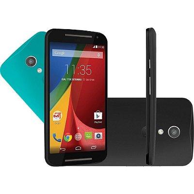 Smartphone Motorola Moto G (2ª Geração) Colors Desbloqueado