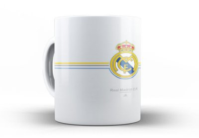 Caneca Real Madrid