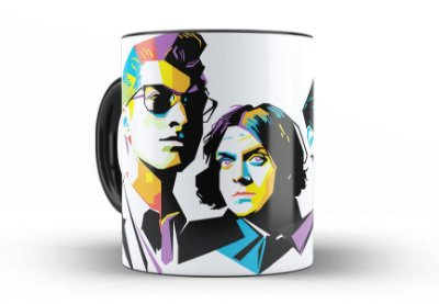 Caneca Arctic Monkeys People