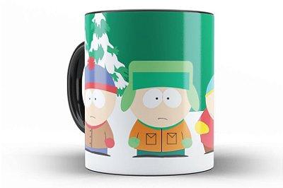 Caneca South Park Turma