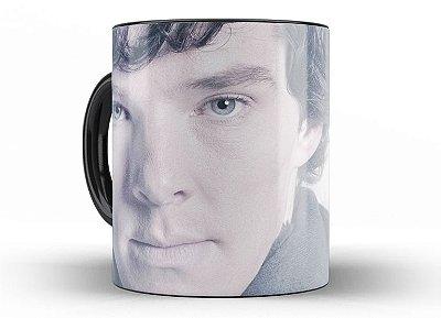 Caneca Seriado Sherlock
