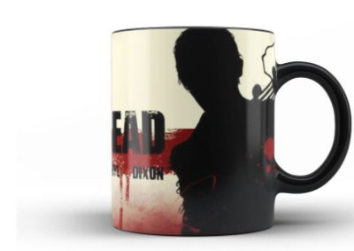 Caneca Seriado The Walking Dead
