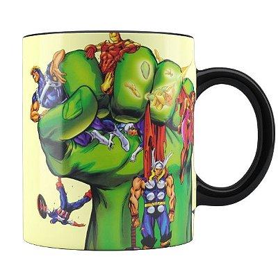 Caneca Hulk Esmaga