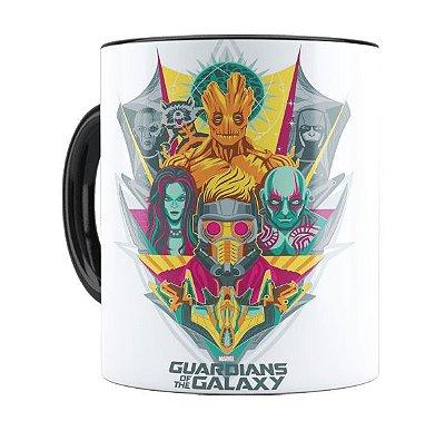 Caneca Guardiões das galáxias