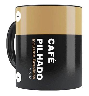 Caneca Café Pilhado