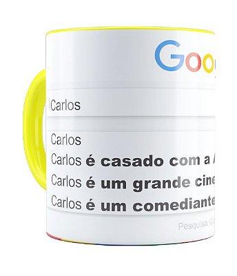 Caneca Google Personalizada