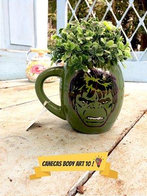 Caneca Oval Hulk