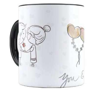 CANECA YOU E ME