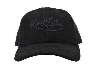 CapZilla Dad's Hat Black