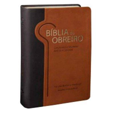 Bíblia do Obreiro  / Concordância- Dicionario - Auxílios - Cerimonias / ARA / SBB