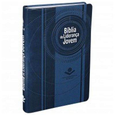Bíblia de Liderança Jovem / Nova tradução na Linguagem de Hoje / capa sintética azul / SBB