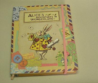 Sketchbook Alice no País das Maravilhas