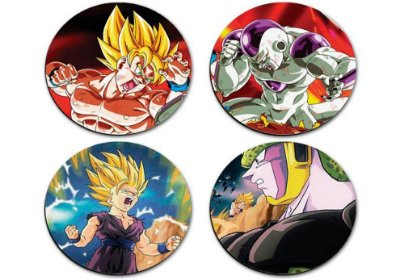 Porta Copos Dragon Ball