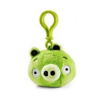 Chaveiro de Pelucia PIG Angry Birds