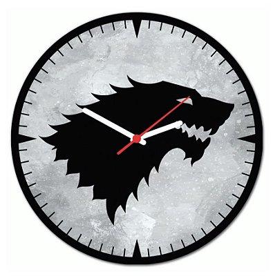 Relógio de Parede LOBO - got