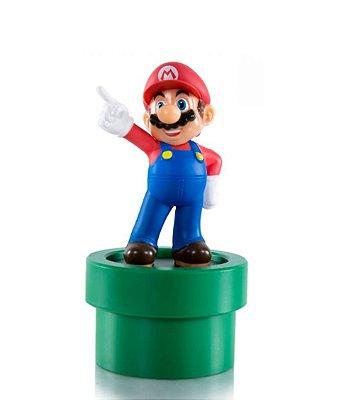 Luminária Super Mario