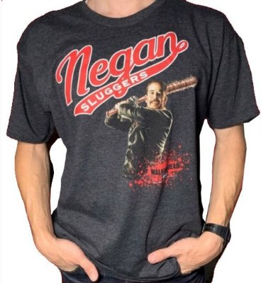 Camiseta The Walking Dead Negan G