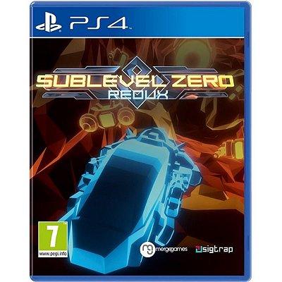 Sublevel Zero Redux Ps4 Midia Fisica Lacrado