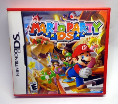 Mario Party Ds Nintendo DS 3ds Completo Semi-novo