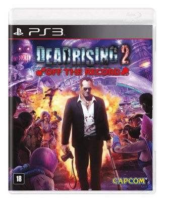 GAME DEAD RISING 2 – OFF THE RECORD BR PS3
