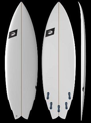 "Prancha de surf modelo Fish Nazca sob encomenda 5.5"" a 6.6"""