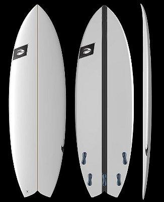"Prancha de surf modelo space fish sob encomenda até 5.11"""