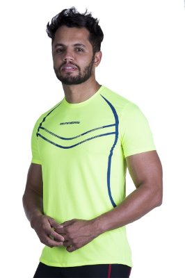 Camiseta Runners Km10 Sports