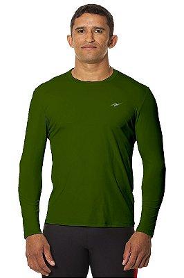 Camiseta Masculina Proteção UV Jaborandi
