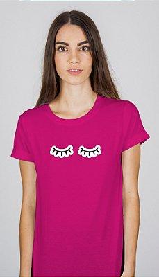 Camiseta Cílios
