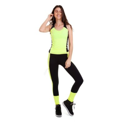 Calça de Compressão Ecletic Km10 Sports