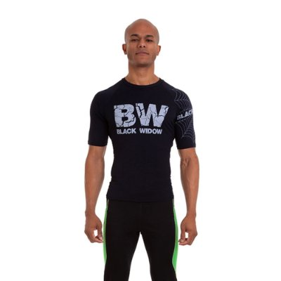 Rash Guard Black Widow BW
