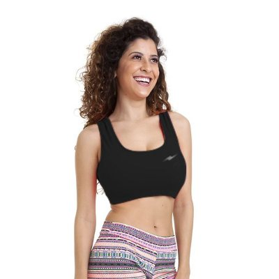Top Fitness Black Braid Km10 Sports