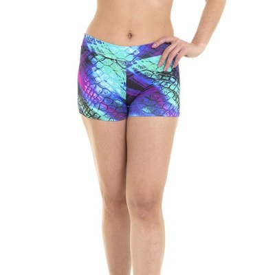 Short Fitness Acqua Estampado Km10 Sports