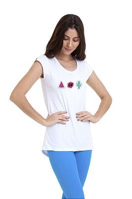 Camiseta Feminina Km10 Sports Stick
