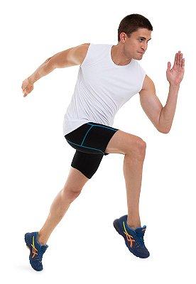Bermuda Masculina com Costura Personalizada Km10 Sports