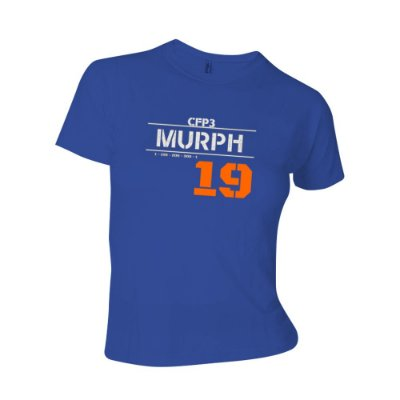 Camiseta Feminina Murph Cross Train Km10 Sports
