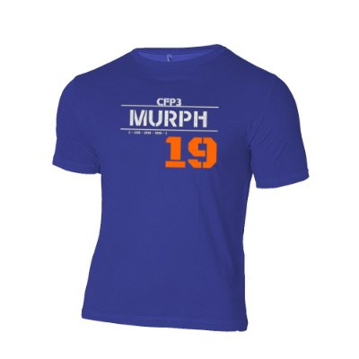 Camiseta Masculina Murph Cross Train Km10 Sports