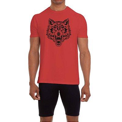 Camiseta Masculina Wolf Km10 Sports