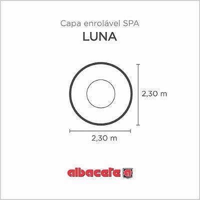 CapaSPA para banheira SPA Luna Albacete
