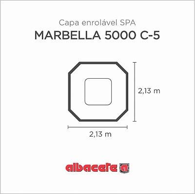 CapaSPA para banheira SPA Marbela 5000 C5 Albacete