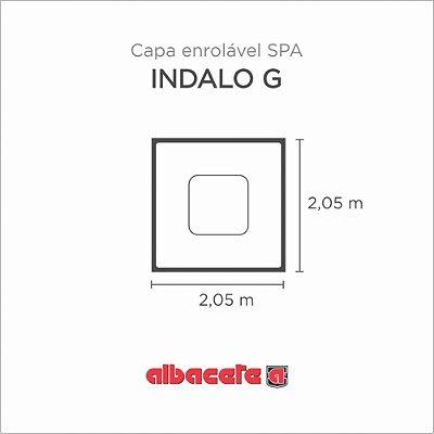 CapaSPA para banheira SPA Indalo G Albacete