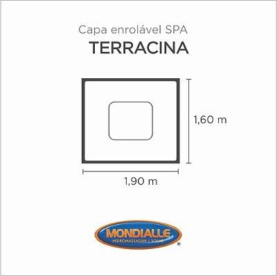 Capa Spa Enrolável Spa Terracina Mondialle