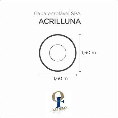 Capa Spa Enrolável Banheira Acrilluna Ouro Fino
