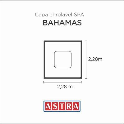 Capa Spa Enrolável Spa Bahamas - Acp2/Ap2 Astra