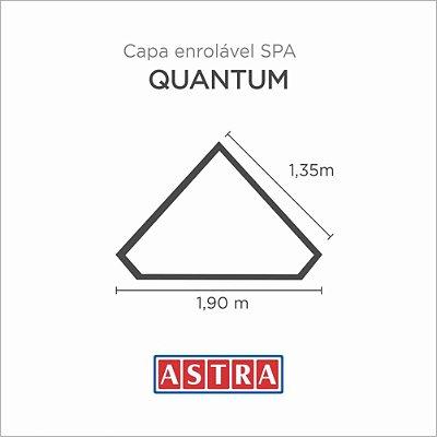 Capa Spa Enrolável Banheira Quantum - H13 / Ha13 Astra